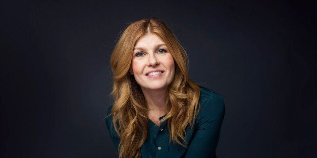 """Connie Britton poses for a portrait to promote the film, """"Me & Earl & the Dying Girl"""", at the Eddie Bauer Adventure H"""