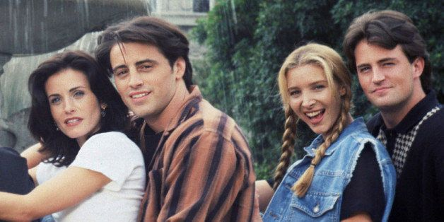 8 Behind The Scenes Stories You Ve Never Heard About Friends