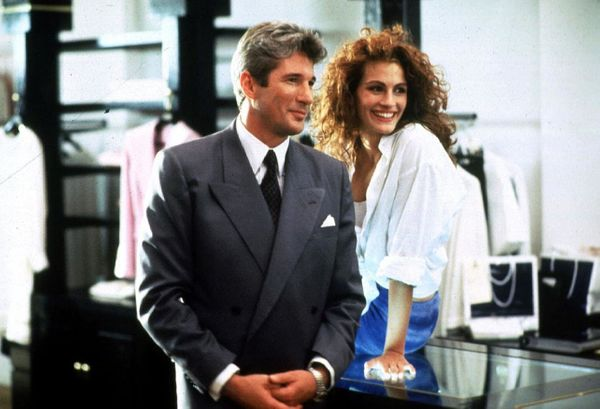 """Seen today as a defining romantic comedy and a star vehicle for then-burgeoning America's sweetheart Julia Roberts, """"Pretty W"""