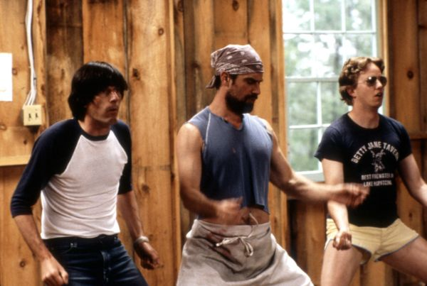 """""""Wet Hot American Summer"""" played to sold-out crowds at the Sundance Film Festival in 2001, but it <a href=""""http://boxofficemo"""