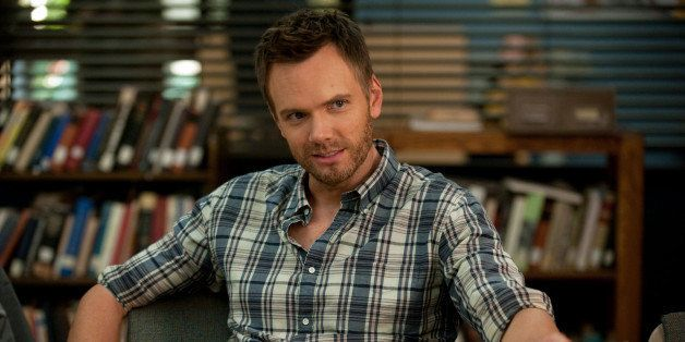 COMMUNITY -- 'Herstory of Dance' Episode 407 -- Pictured: Joel McHale as Jeff Winger -- (Photo by: Colleen Hayes/NBC/NBCU Pho