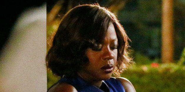 HOW TO GET AWAY WITH MURDER - 'She's A Murderer' - A shocking discovery in Sam's case changes everything for Annalise and the