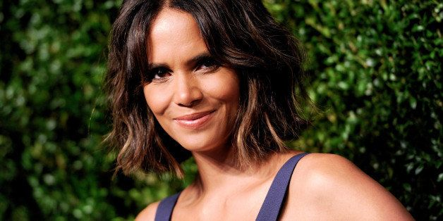 Halle Berry attends the 2014 God's Love We Deliver Golden Heart Awards at Spring Studios on Thursday, Oct. 16, 2014, in New Y