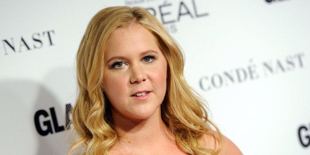 Amy Schumer attends the 2014 Glamour Women of the Year Awards at Carnegie Hall on Monday, Nov. 10, 2014, in New York. (Photo