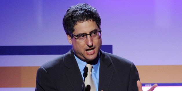 BEVERLY HILLS, CA - JUNE 12:  Tom Rothman, Co-Chairman, CEO, Fox Filmed Entertainment speaks onstage at the 2012 Women In Fil