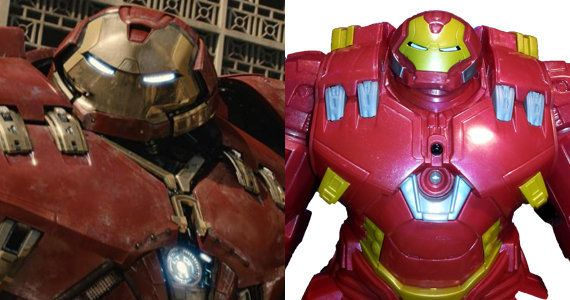 Marvel's Avengers: Age of Ultron Titan Hero Tech