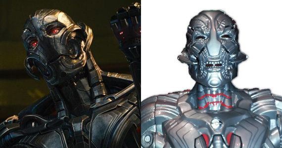 (Smile for the camera, Ultron!) Marvel's Avengers: Age of Ultron Titan Hero Tech