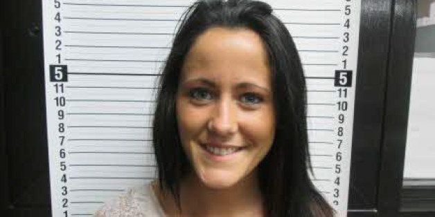 BOLIVIA, NC - AUGUST 12:  In this handout photo provided by the Brunswick County Sheriff's Office, Jenelle Evans of the reali