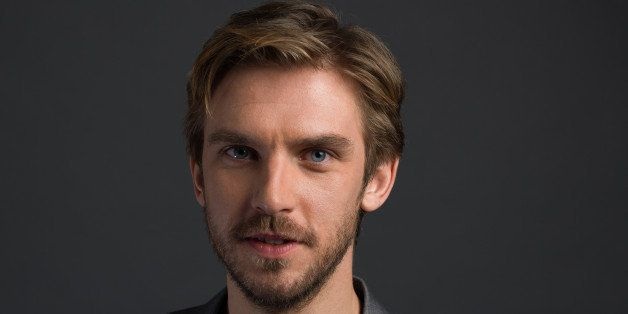 "English actor Dan Stevens, who portrayed Matthew Crawley on ITV's ""Downton Abbey"", and is promoting his film ""Summer In Febru"