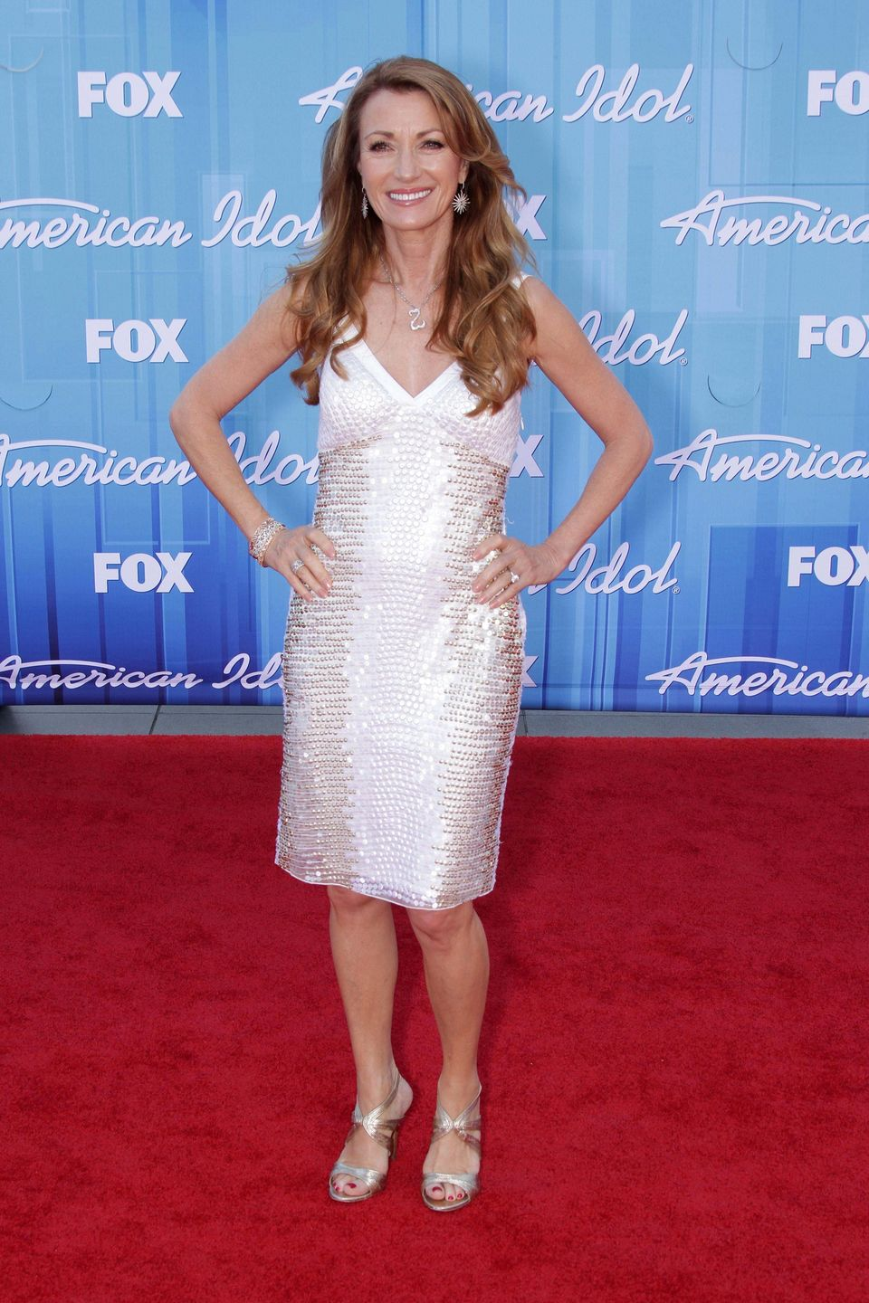 "Actress Jane Seymour appeared on the fifth season of ""Dancing With The Stars"" in 2007. She was the <a href=""http://www.people"