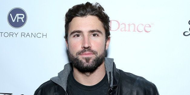 PARK CITY, UT - JANUARY 24:  Television personality Brody Jenner attends ChefDance 2015 Presented By Victory Ranch And Sponso