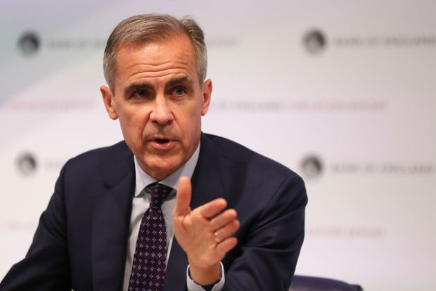 Robots To Take Our Jobs? Mark Carney Is Way Off The