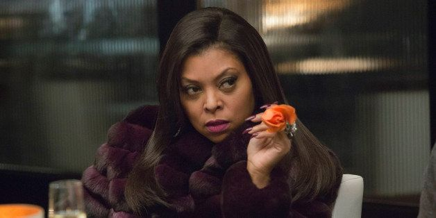 EMPIRE: Cookie (Taraji P. Henson) holds a secret in the 'Out Damned Spot' episode of EMPIRE airing Wednesday, Feb. 11, 2015 (