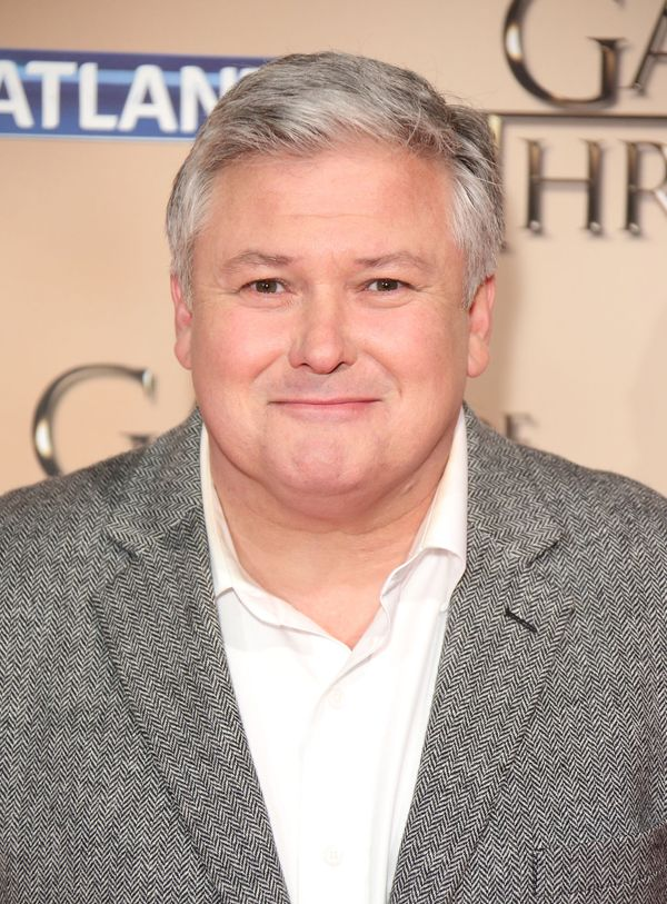Conleth Hill attends the world premiere.