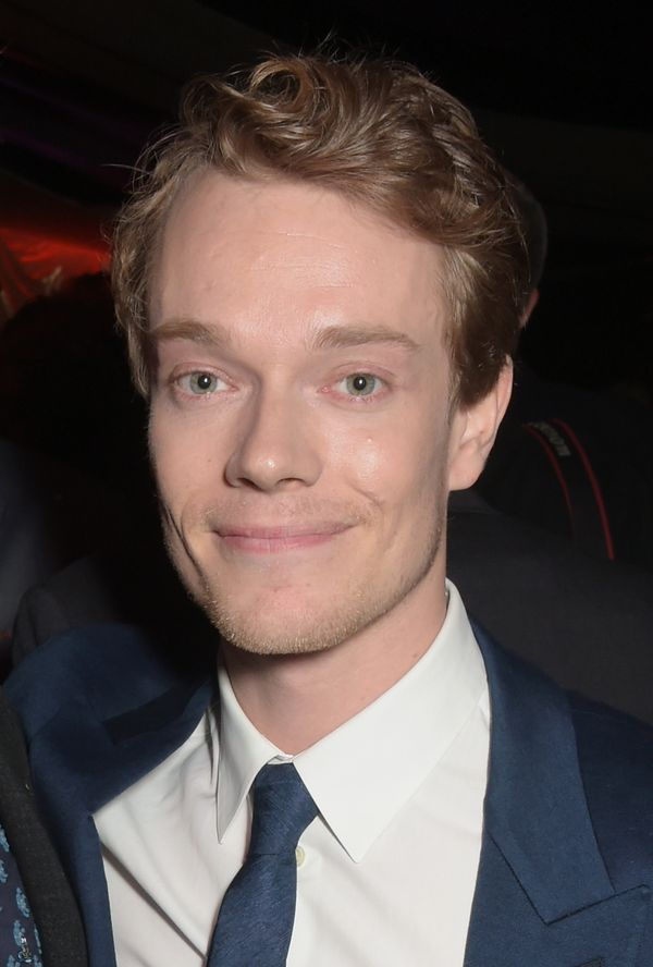 Alfie Allen attends the UK Premiere After Party.