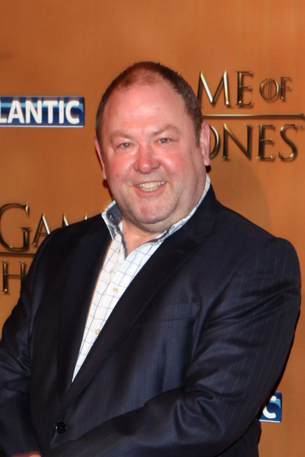 Mark Addy attends the UK Premiere.