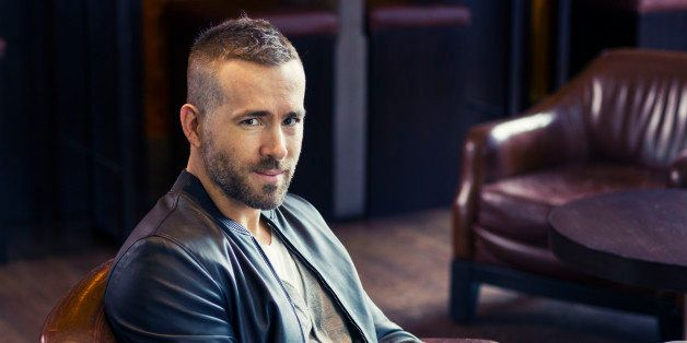 """Canadian actor Ryan Reynolds poses for a portrait in promotion of his upcoming role in the film """"Woman in Gold"""" on Thursday,"""