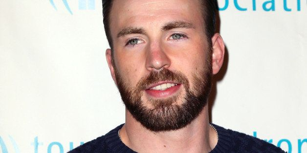 WEST HOLLYWOOD, CA - MARCH 05:  Actor Chris Evans attends the 2nd Annual Hollywood Heals: Spotlight On Tourette Syndrome at H