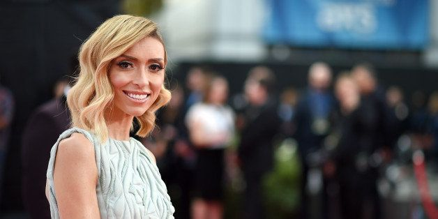LOS ANGELES, CA - JANUARY 07:  TV personality Giuliana Rancic attends The 41st Annual People's Choice Awards at Nokia Theatre