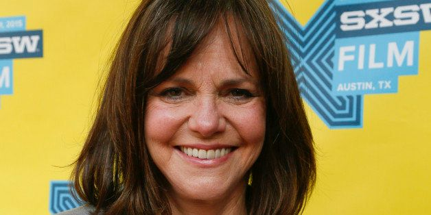 """Sally Field attends the """"Hello, My Name is Doris"""" red carpet during the South by Southwest Film Festival on Saturday, March 1"""
