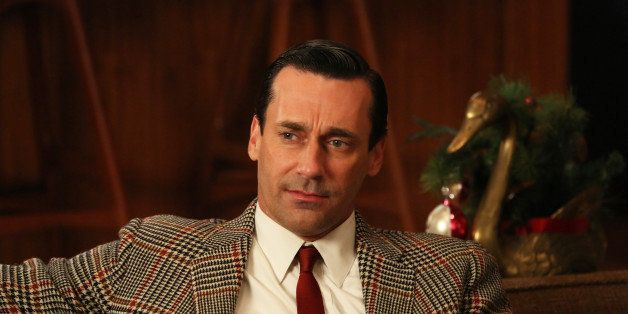 """This publicity photo provided by AMC shows Jon Hamm as Don Draper in a scene of """"Mad Men,"""" Season 6, Episode 2. """"Mad Men"""""""