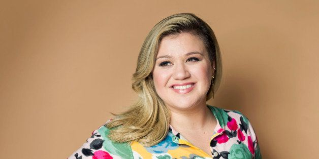 "American singer and songwriter Kelly Clarkson poses for a portrait in promotion of her forthcoming album ""Piece by Piece"" at"