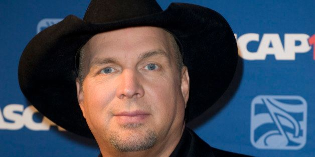 FILE - In this Nov. 17, 2014 file photo, Garth Brooks attends the 2014 ASCAP Centennial Awards, benefiting the ASCAP Foundati
