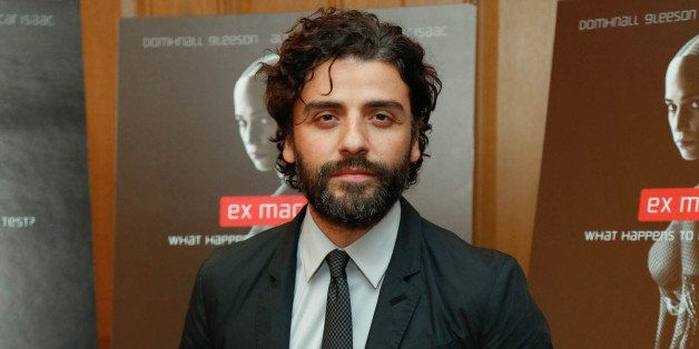 NEW YORK, NY - APRIL 06:  Oscar Isaac attends 'Ex Machina' New York Premiere at Crosby Street Hotel on April 6, 2015 in New Y