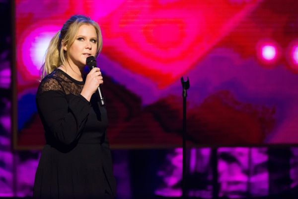 <em>April 19, 4:30 p.m.</em> -- Amy Schumer and her eponymous show's producers, writers, director and DP will sit down with E