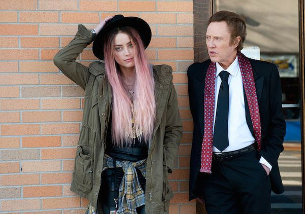 Jude (Amber Heard) is fed up with the big city, so she spends some time with her father (Christopher Walken), who lives in th