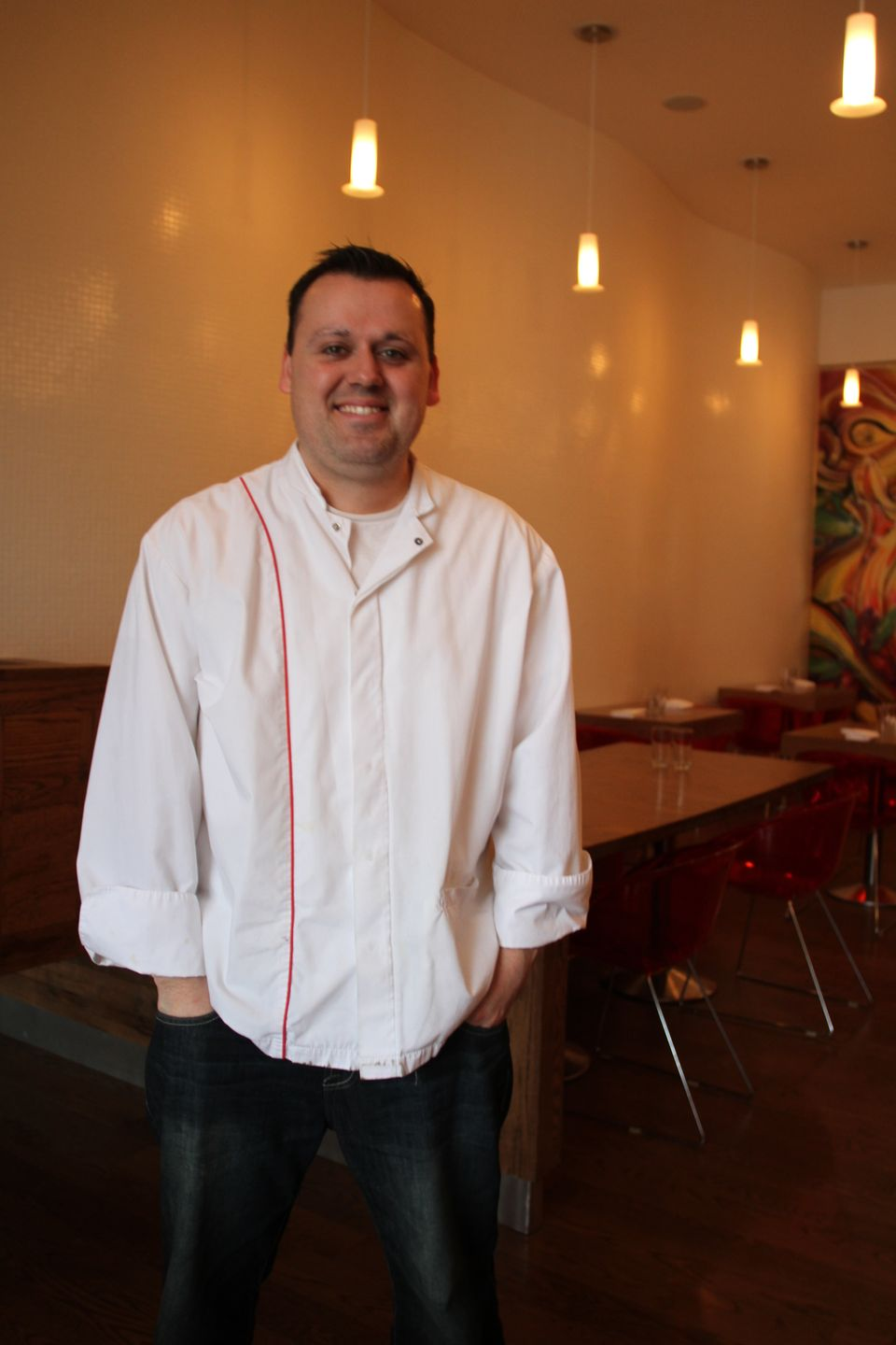 At just 36, Chef Homaro Cantu has already worked under the legendary Charlie Trotter, established two groundbreaking restaura