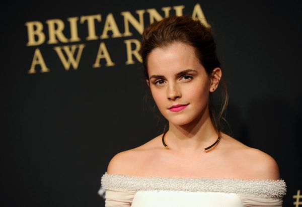 """""""Emma Watson's alter ego Hermione Granger would doubtless approve of her HeForShe campaign and its gutsy, smart take on femin"""