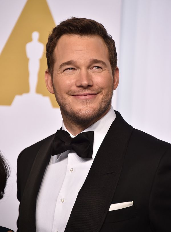 """""""Chris Pratt is here to save us—from aliens, dinosaurs and general boredom. America has decided he is its next big movie star"""