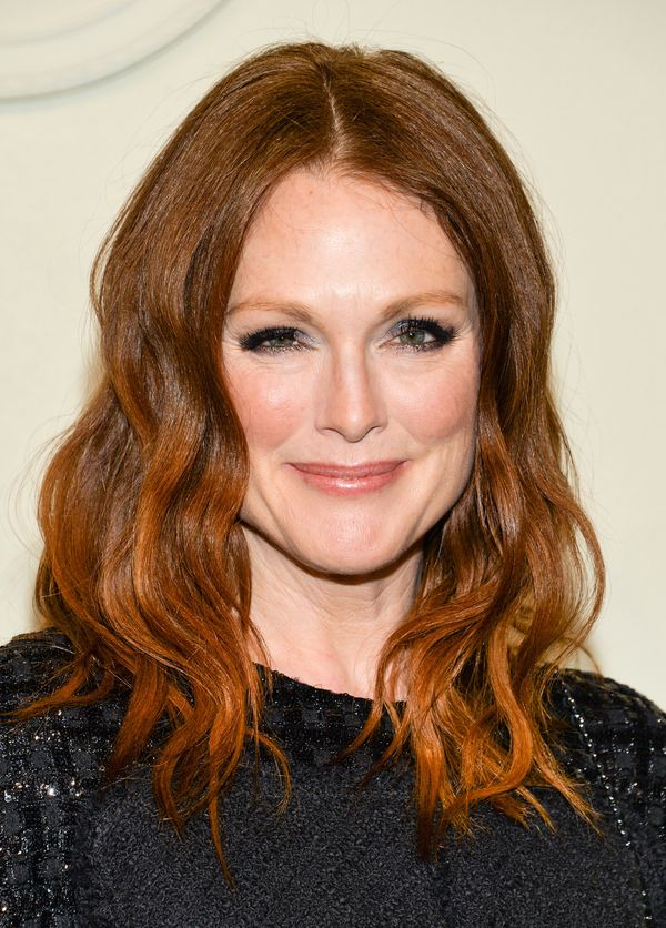 """""""Fearless. That is the first word that comes to mind when I think of Julianne Moore. Of course, the words beautiful, elegant,"""