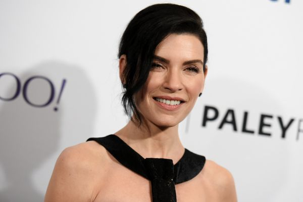 """""""When I met Julianna Margulies last year, it didn't take long to recognize a kindred spirit. It wasn't just that we quickly b"""