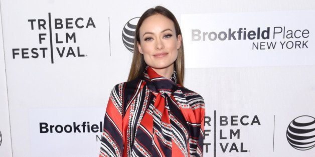 NEW YORK, NY - APRIL 18: Actress Olivia Wilde attends the premiere of 'Tumbledown' during the 2015 Tribeca Film Festival at B