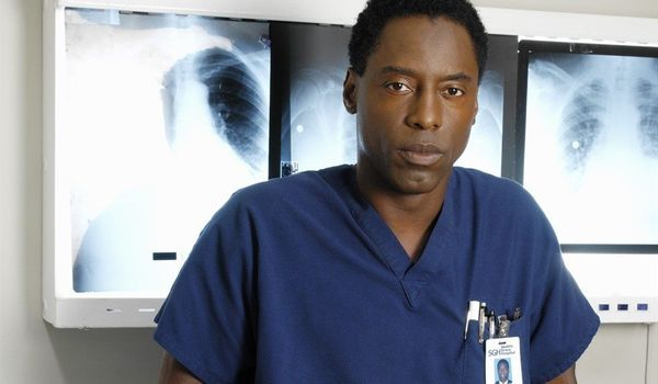 THEN: Despite originally auditioning for the role of Dr Shepherd, Isaiah Washington caused all sorts of ripples as Dr Preston