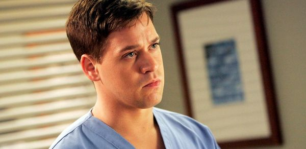 THEN: As the clumsy but cuddly George O'Malley, TR Knight was one of 'Grey's Anatomy's most popular characters. Always infatu