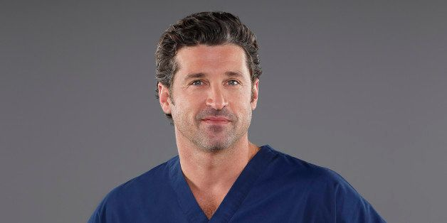 GREY'S ANATOMY - ABC's 'Grey's Anatomy' stars Patrick Dempsey as Dr. Derek Shepherd. (Bob D'Amico/ABC via Getty Images)