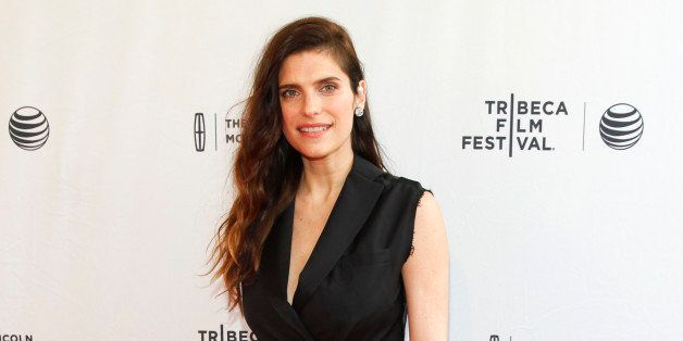 """Lake Bell attends the Tribeca Film Festival world premiere of """"Man Up"""" at the SVA Theatre on Sunday, April 19, 2015, in New Y"""