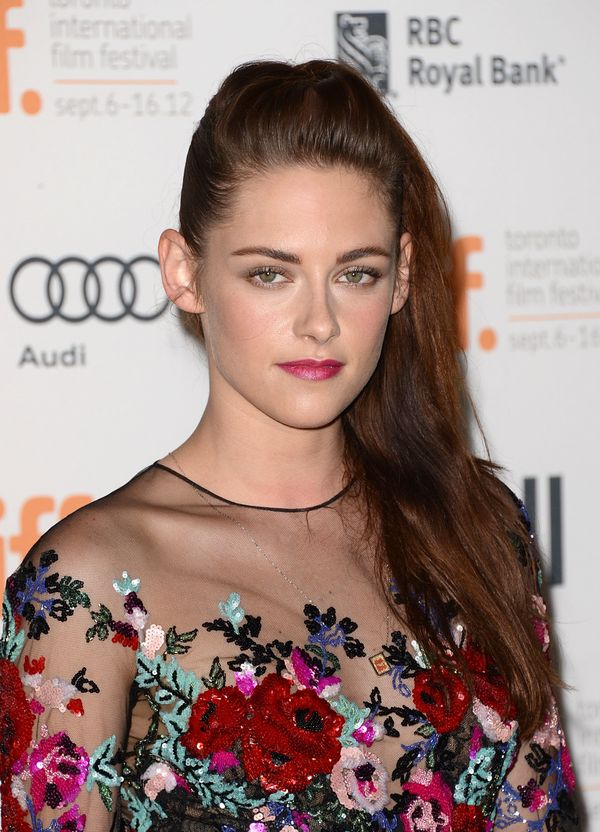Hands down one of our favourite KStew looks of all time.