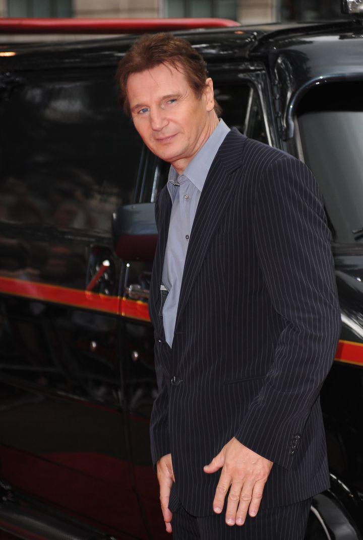 Freya St  Johnston: Liam Neeson's New Girlfriend? | HuffPost