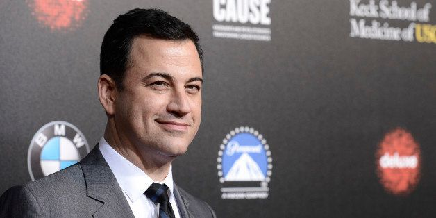 "Television personality and event host Jimmy Kimmel attends the 2nd Annual ""Rebels With a Cause"" Gala benefiting the USC Cente"