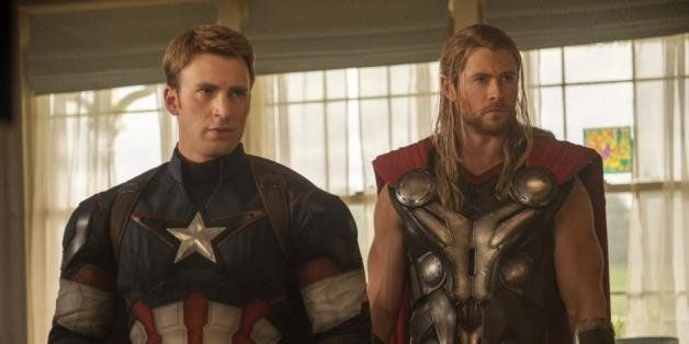 8 Things You Didn't Know About 'Avengers' | HuffPost