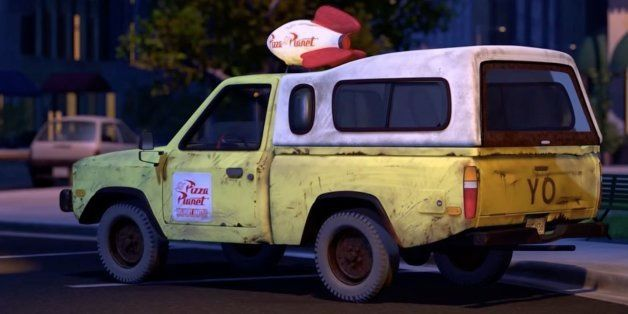 Brad Bird Addresses The Missing Pizza Planet Truck In 'The