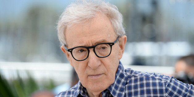 CANNES, FRANCE - MAY 15:  Director Woody Allen attends a photocall for 'Irrational Man' during the 68th annual Cannes Film Fe
