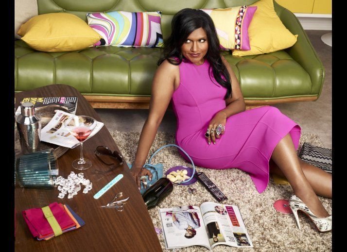 "Created by Emmy-nominated writer/producer and New York Times best-selling author Mindy Kaling (""The Office""), ""The Mindy Proj"