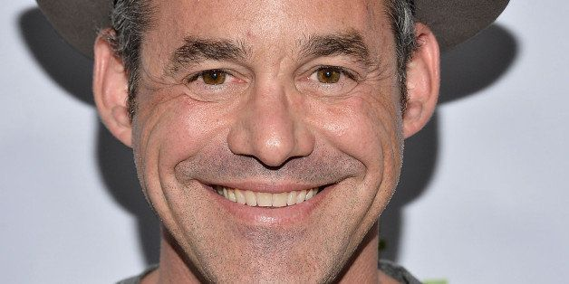 WEST HOLLYWOOD, CA - FEBRUARY 09:  Nicholas Brendon attends the 'Ms. In The Biz' book launch party co-hosted by FilmBreak and