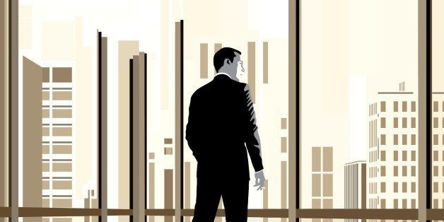 USA - 2011: Jennifer Pritchard illustration of 'Mad Men' character Don Draper. (MCT via Getty Images)