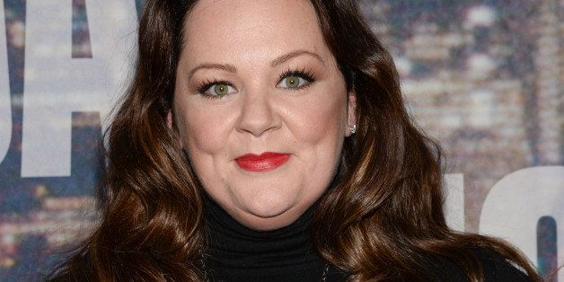 Melissa McCarthy attends the SNL 40th Anniversary Special at Rockefeller Plaza on Sunday, Feb. 15, 2015, in New York. (Photo